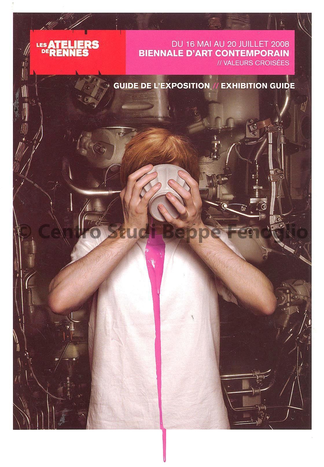 Centro studi 39 beppe fenoglio 39 biennale d 39 art contemporain for Biennale artisanat d art
