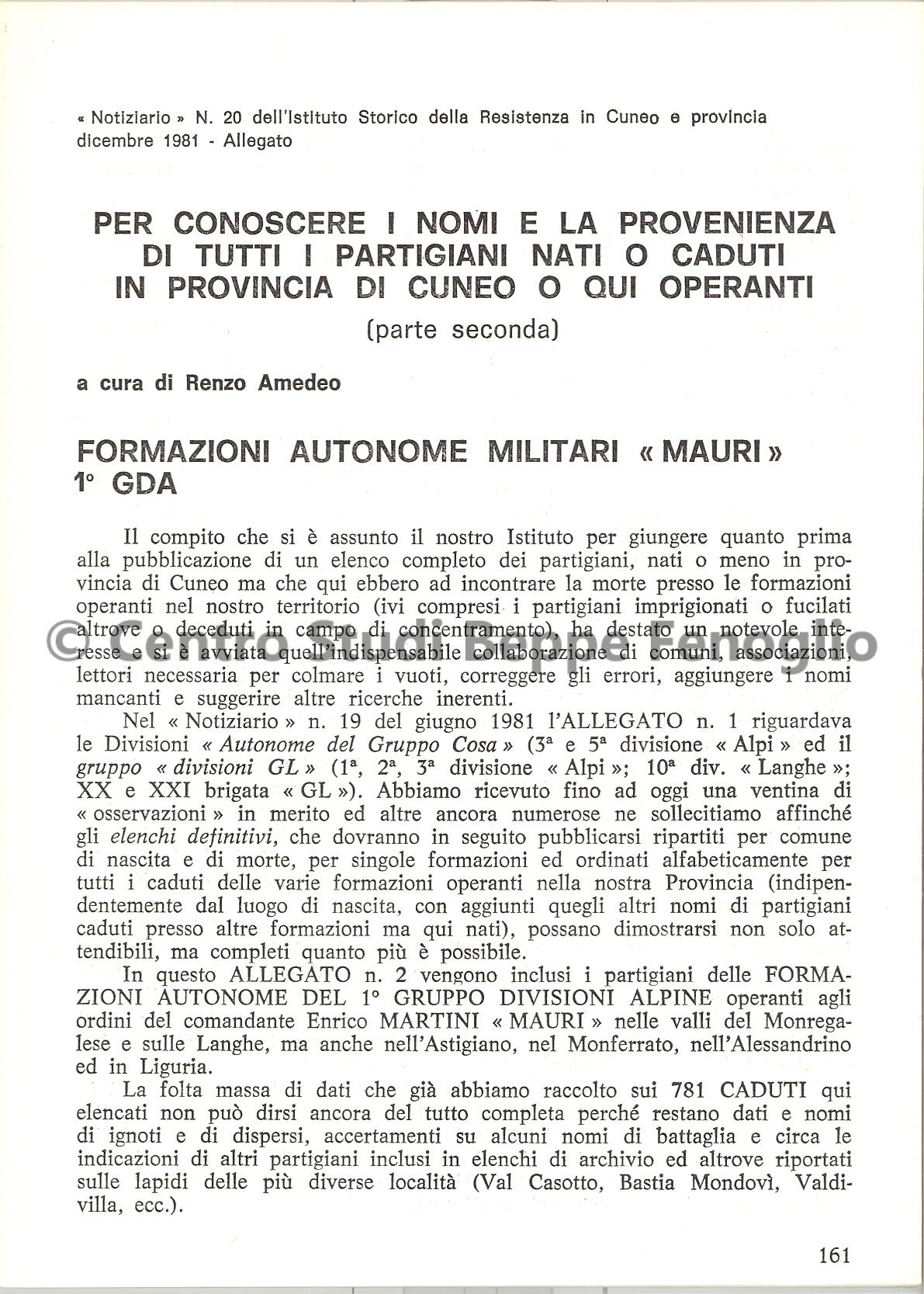 375cb7f54596 Centro Studi  Beppe Fenoglio  - Per conoscere i nomi e la ...